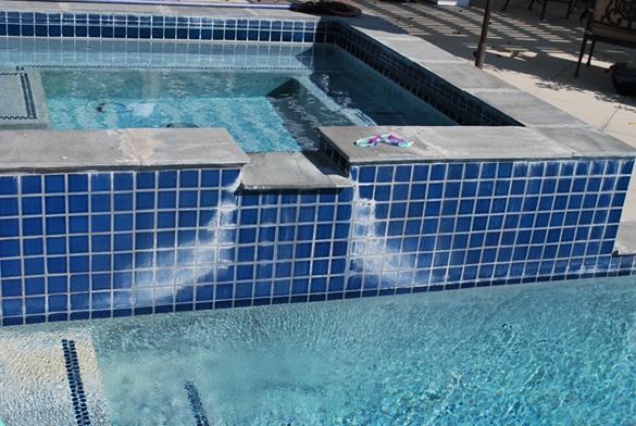Hard Pool Water Calcium Scale Ohana Pool Maui Pool